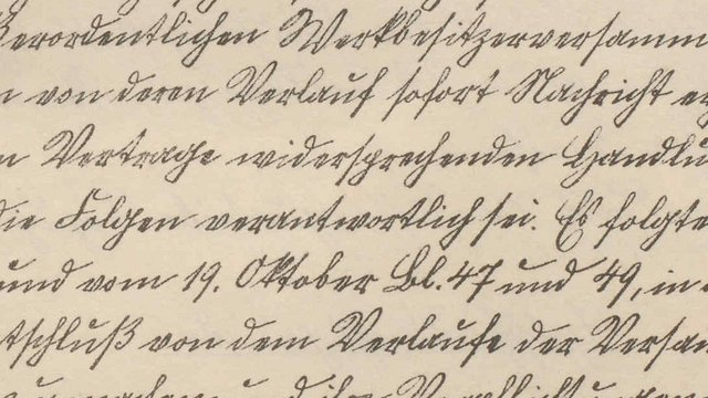 German court records, 1904