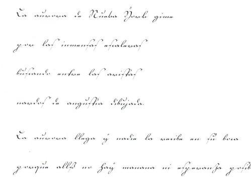 "Easy Learning - ""La Aurora"", 18th Century Kurrent, Spanish"