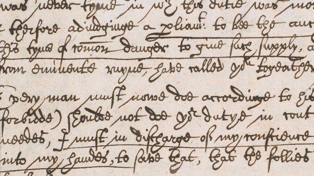 Parliamentary diary of Walter Yonge, 1627